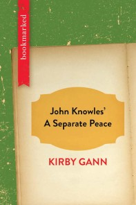 Bookmarked A Separate Peace