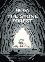 hilda and the stone